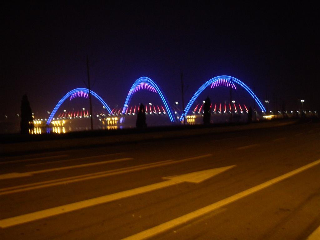 桥梁景观照明工程刷新你的三观